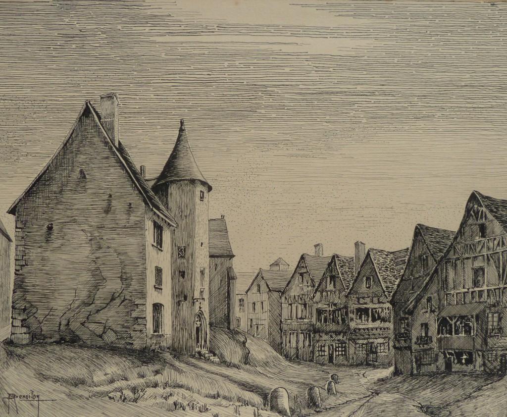 Argenton-sur-Creuse – Berry