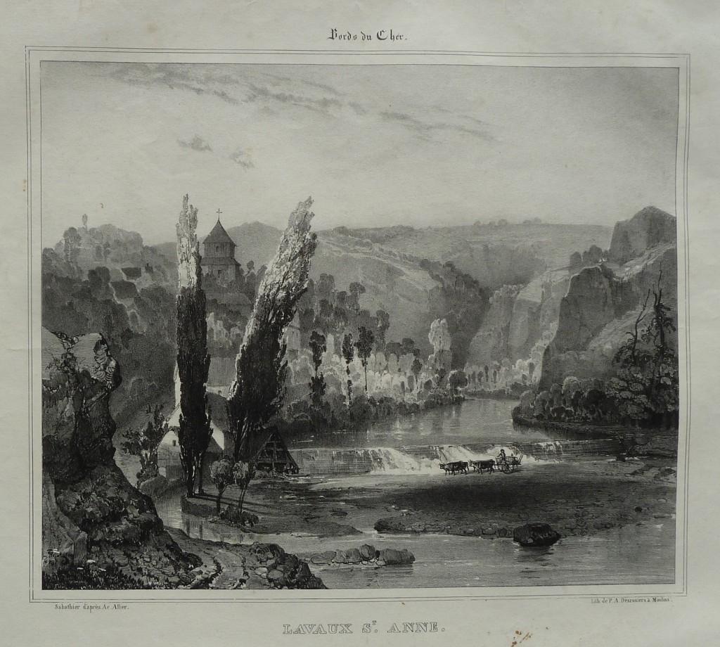 Lavault-Sainte-Anne – Bourbonnais