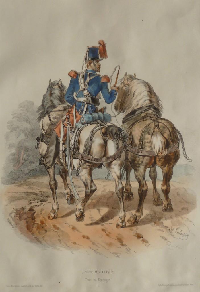 Train des Equipages – Hippolyte Lalaisse