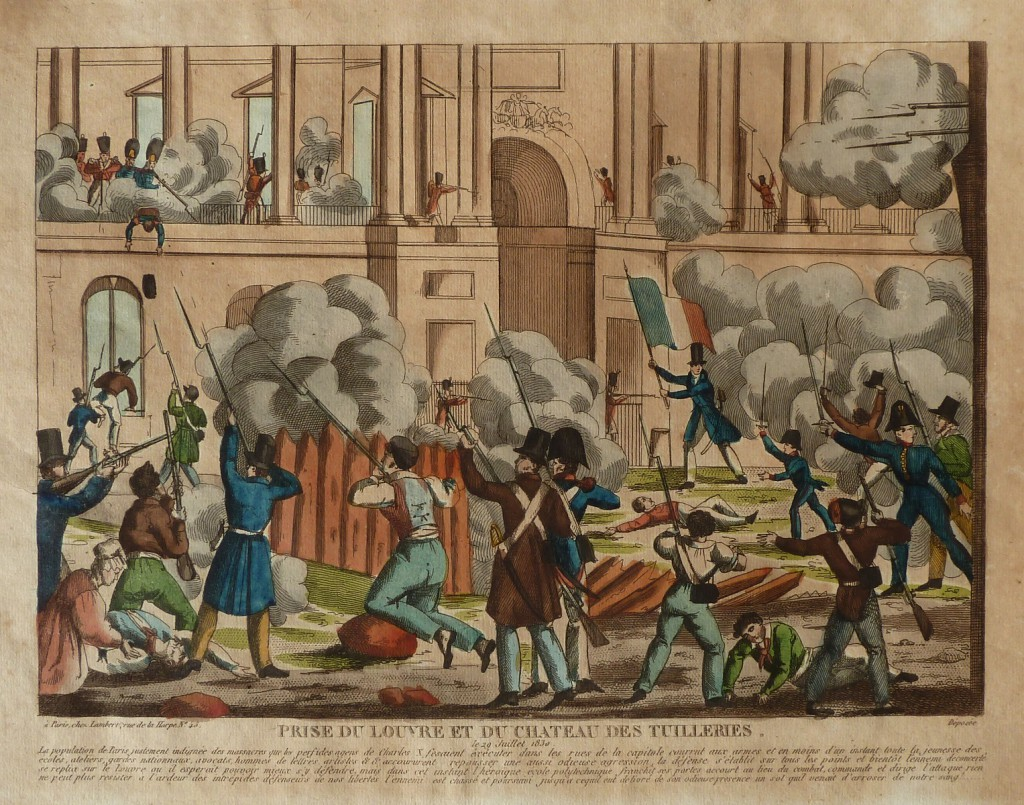 Révolution de 1830
