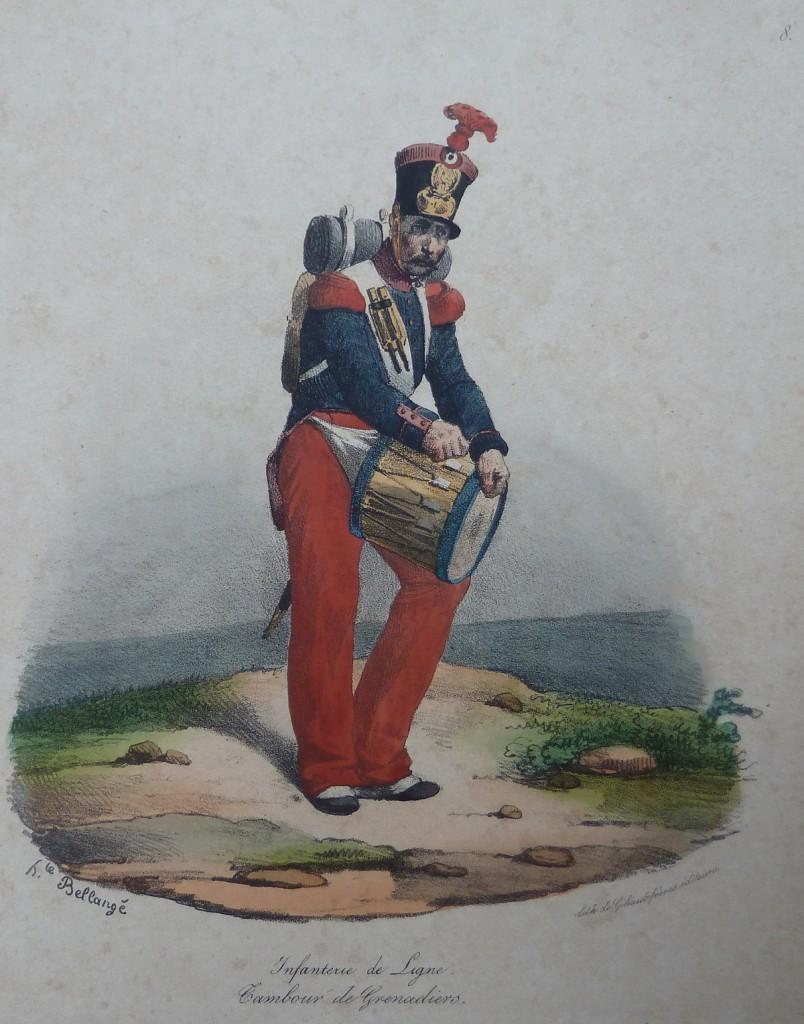 Tambour de Grenadiers