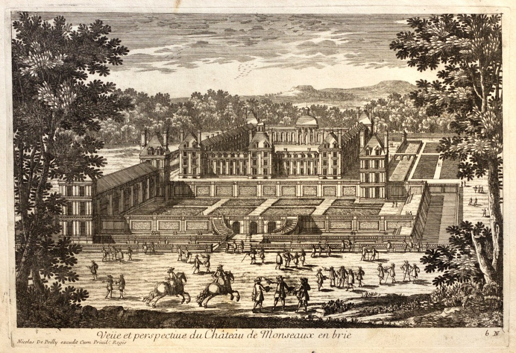 Montceaux-lès-Meaux – Château