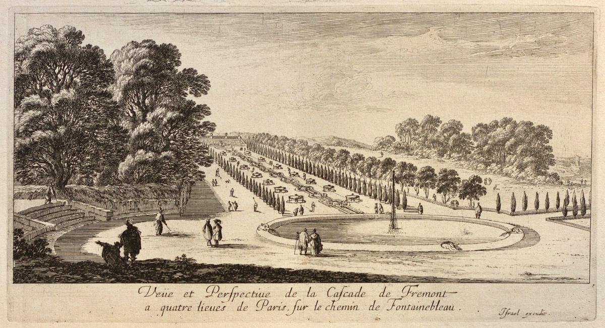 Ris-Orangis – château de Fromont