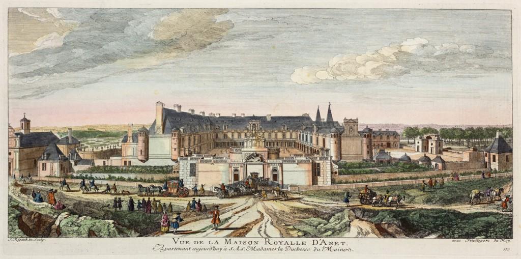 Anet – Château