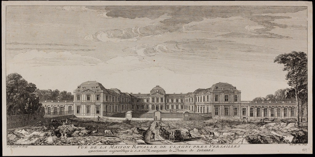 Versailles – Château de Clagny