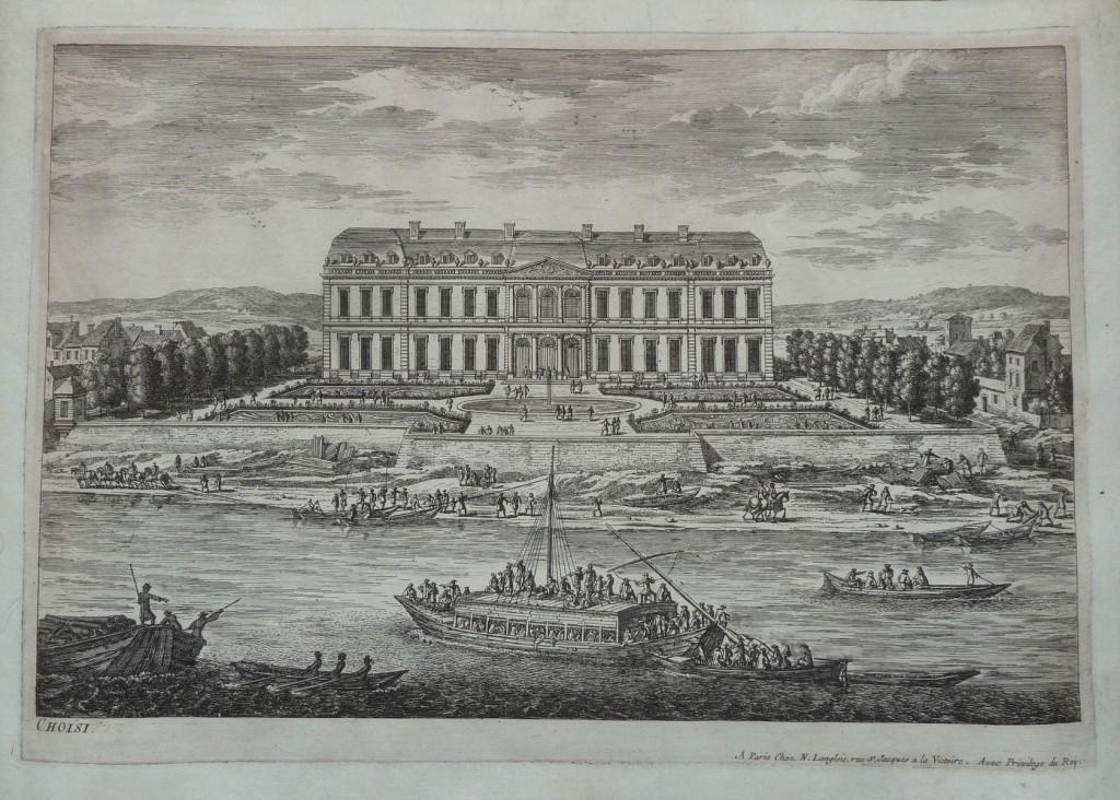Choisy-le-Roi – Château
