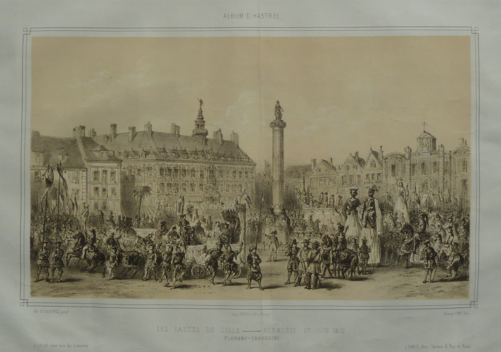 Lille – Adolphe d'Hastrel