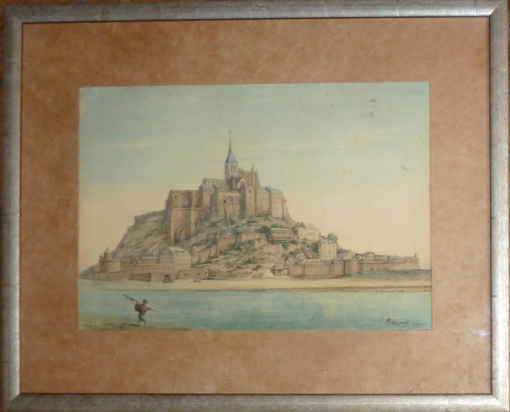 Mont Saint-Michel – Normandie