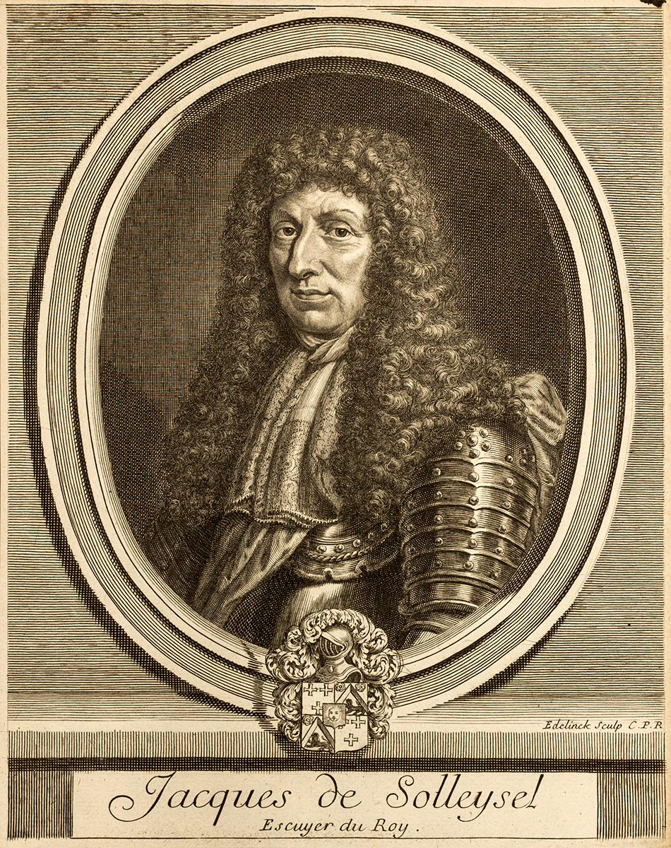 Jacques de Solleysel