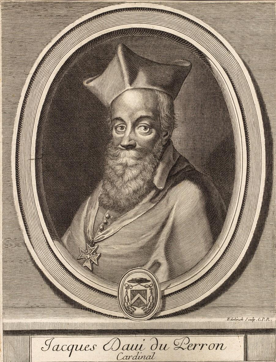 Cardinal Davy du Perron