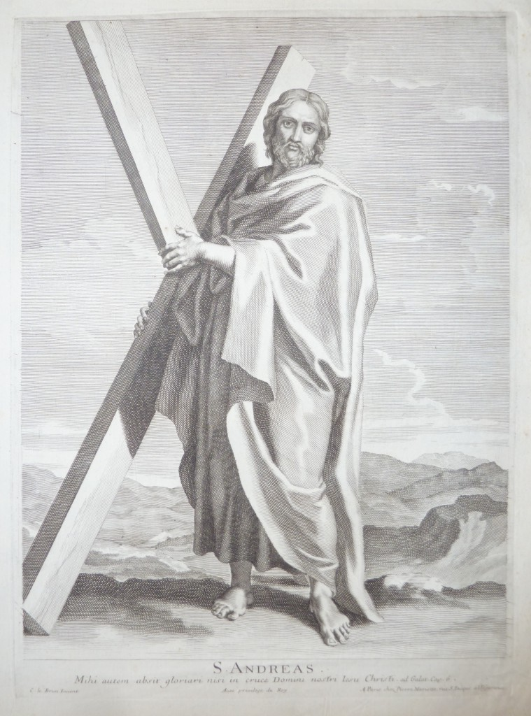 Saint André – Charles Le Brun