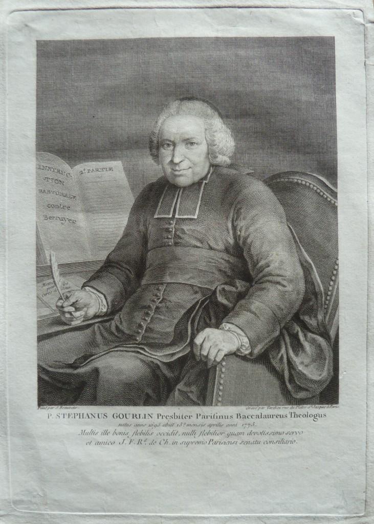Etienne Gourlin