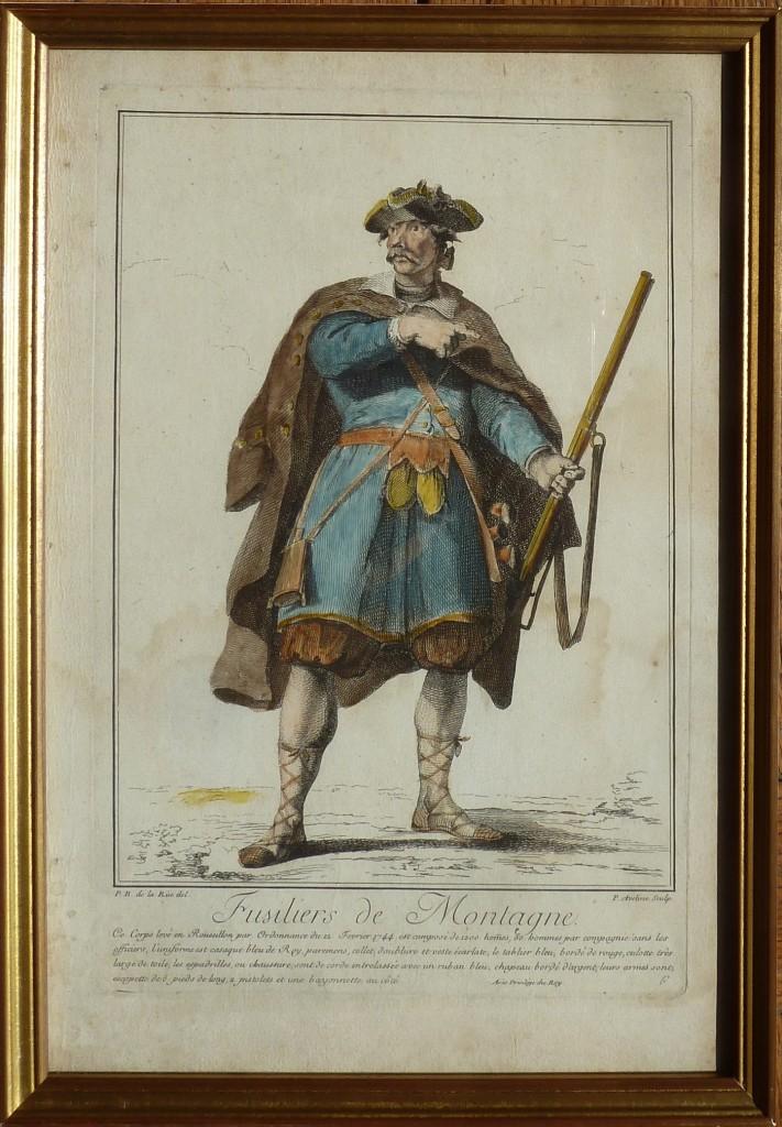 Fusilier de Montagne – Roussillon