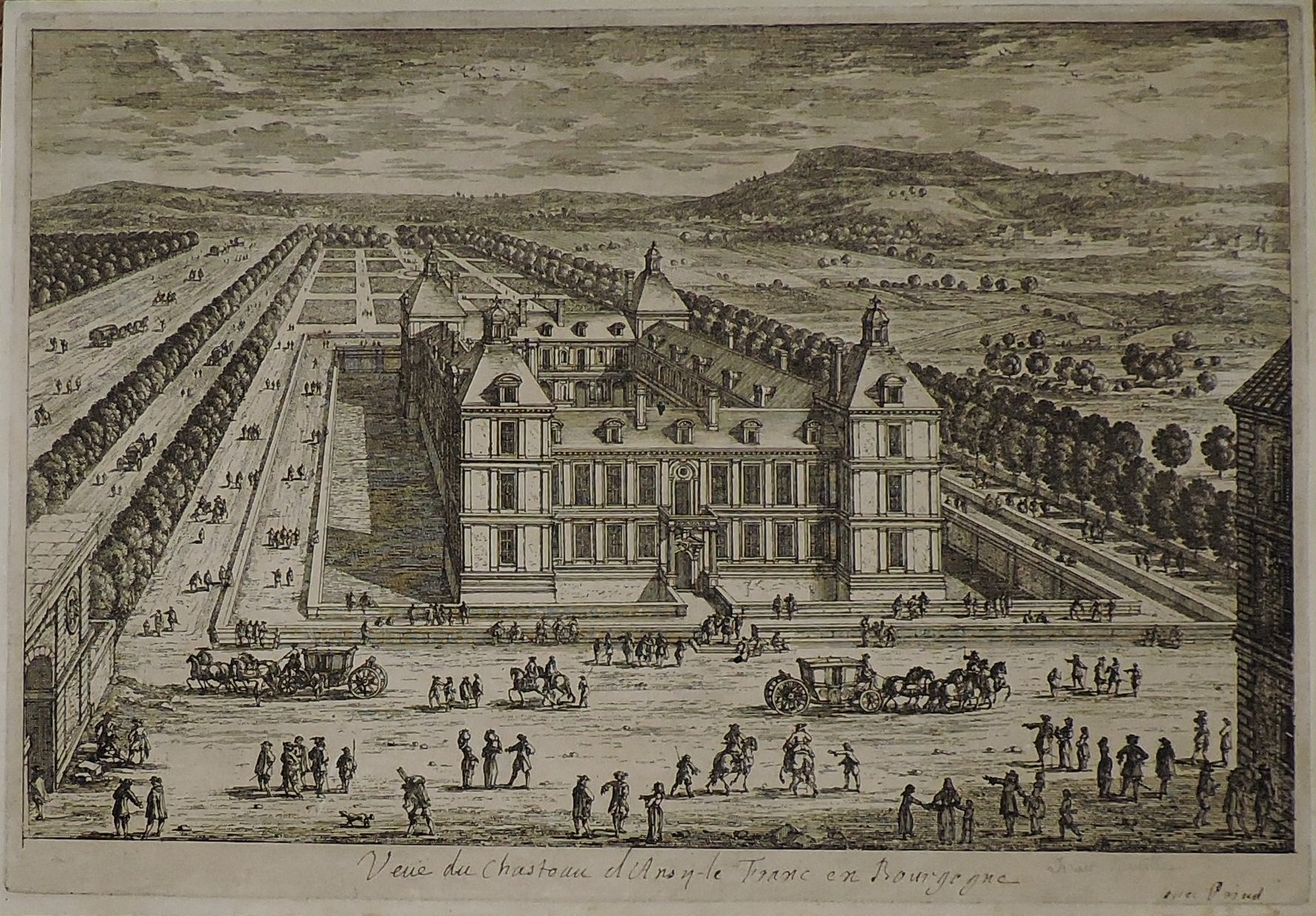 Ancy-le-Franc – Bourgogne