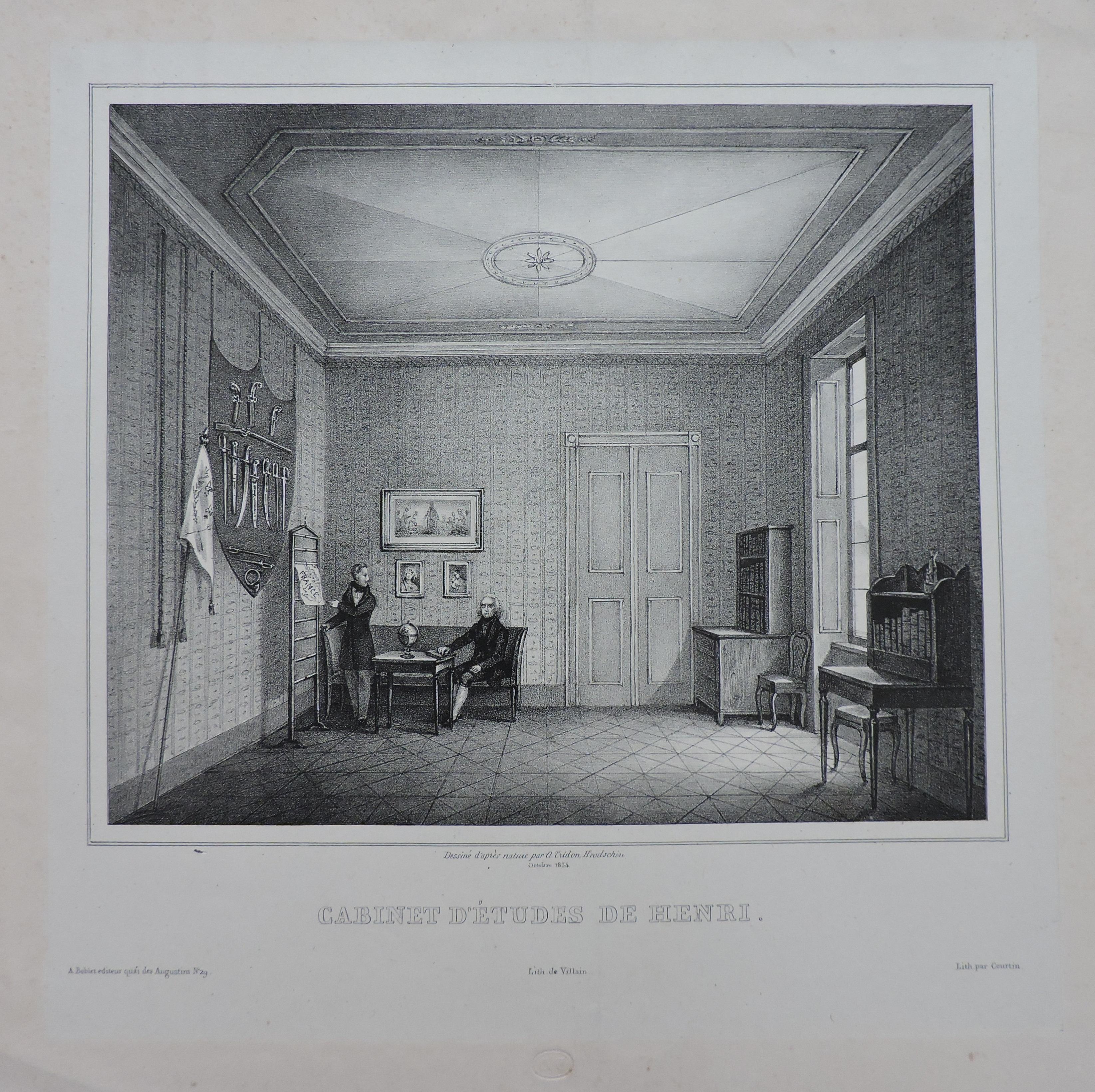 Comte de Chambord – Château de Prague