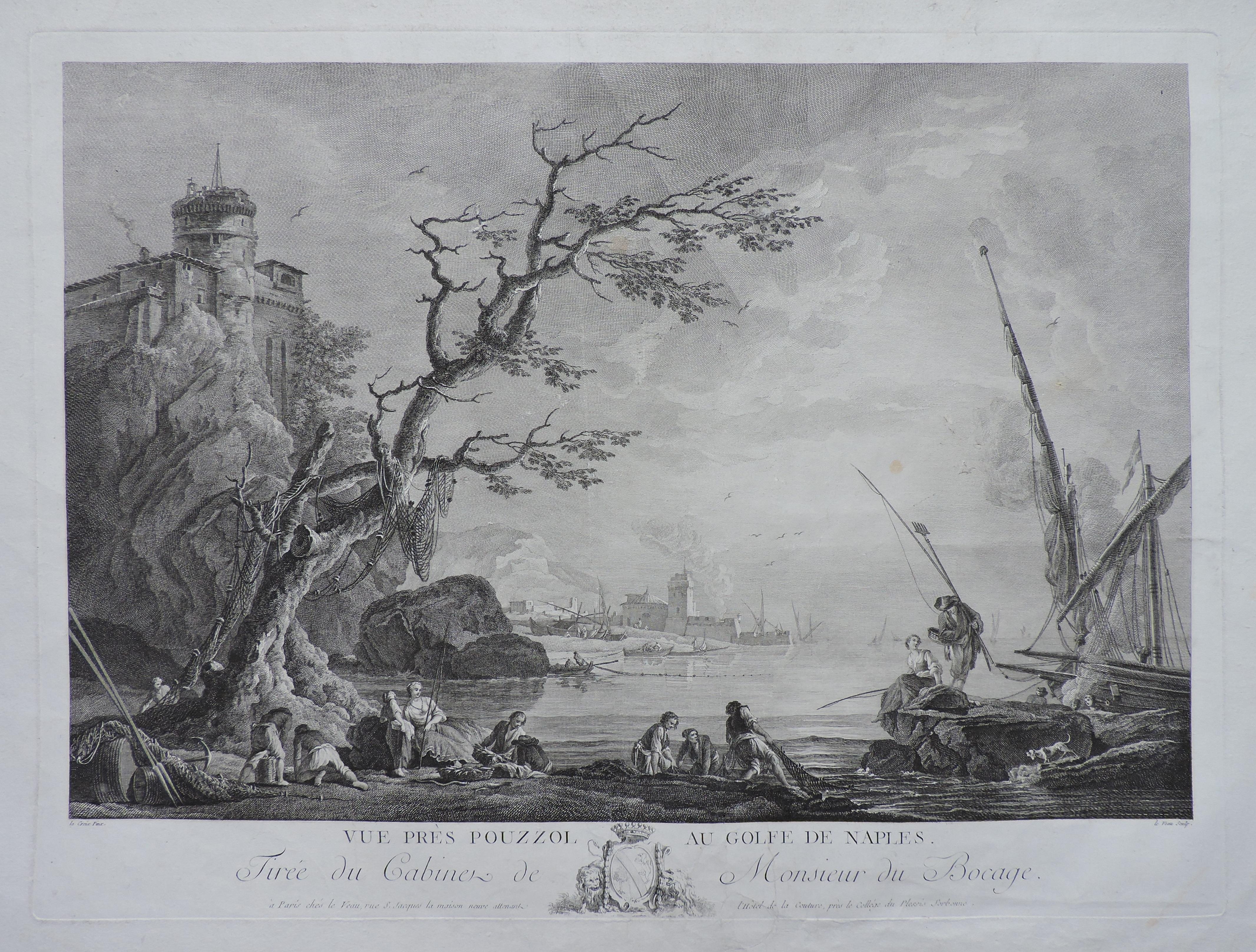 Pouzzoles – Golfe de Naples