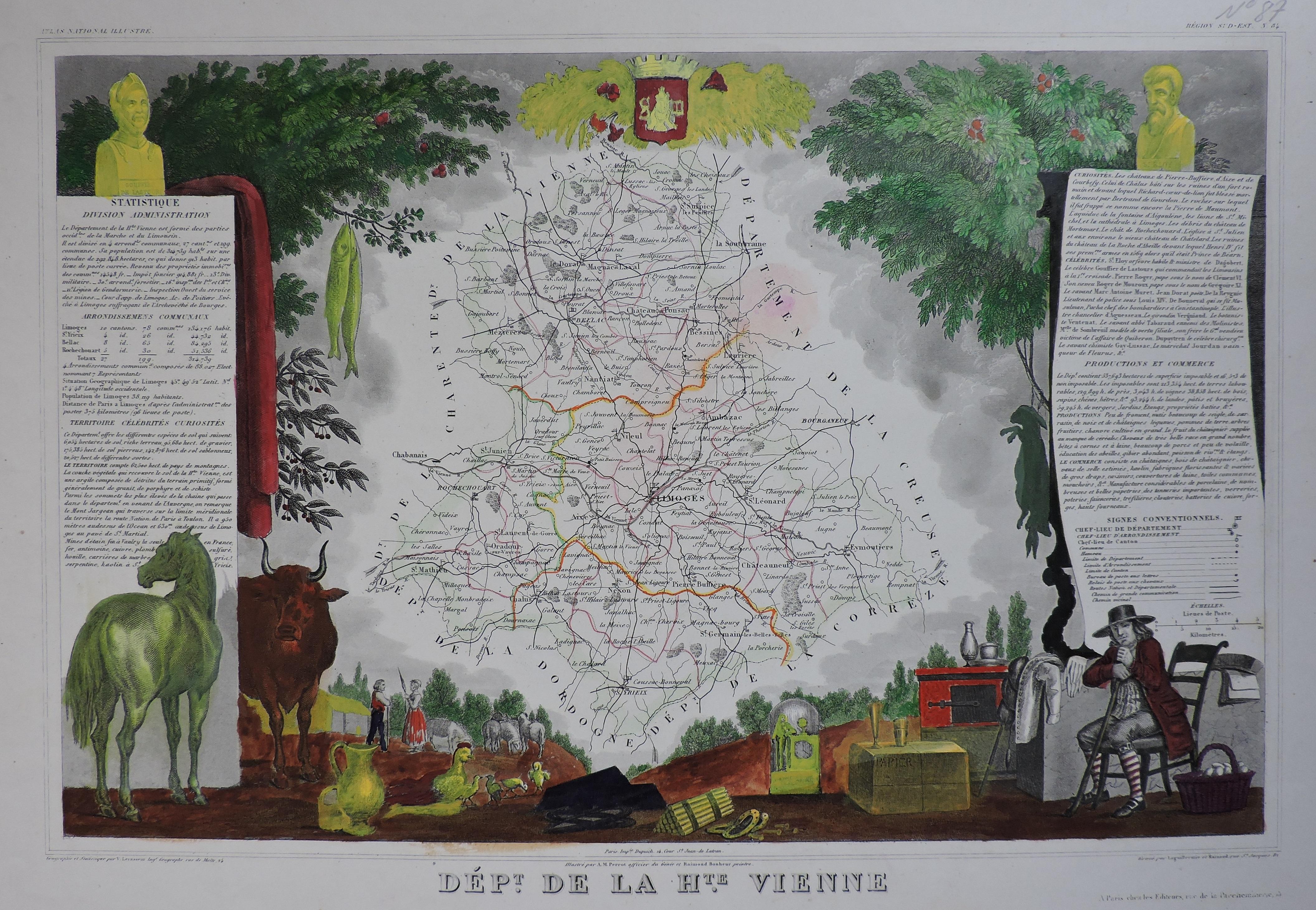 Haute-Vienne – Limousin