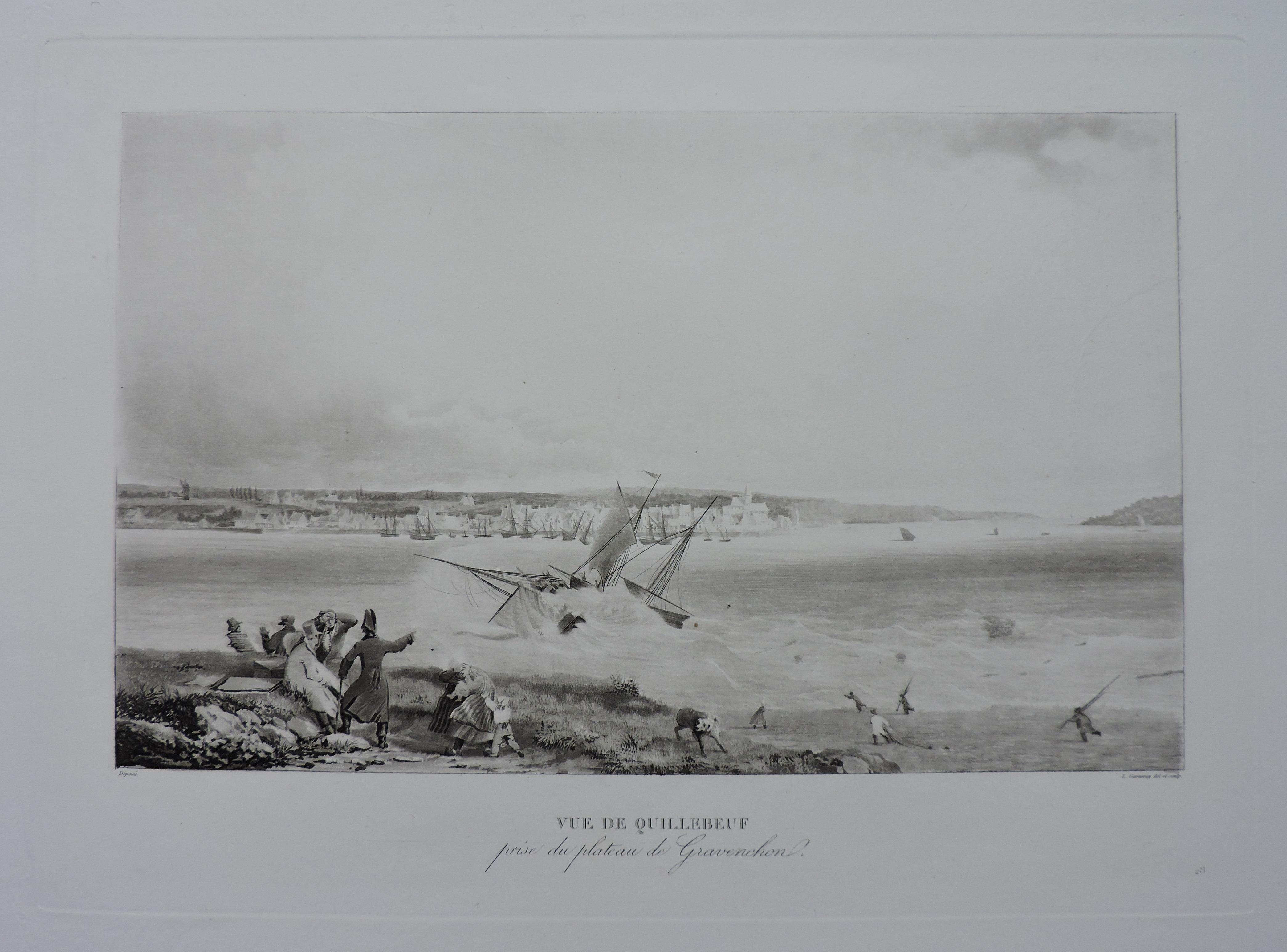 Quillebeuf-sur-Seine – Normandie