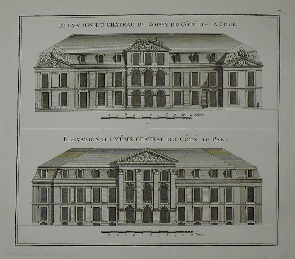 Roissy-en-France – Château