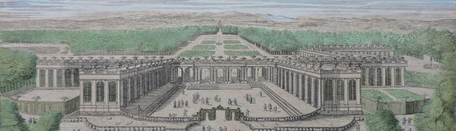 Grand Trianon-Versailles-Le Pautre-Hardouin-Mansart