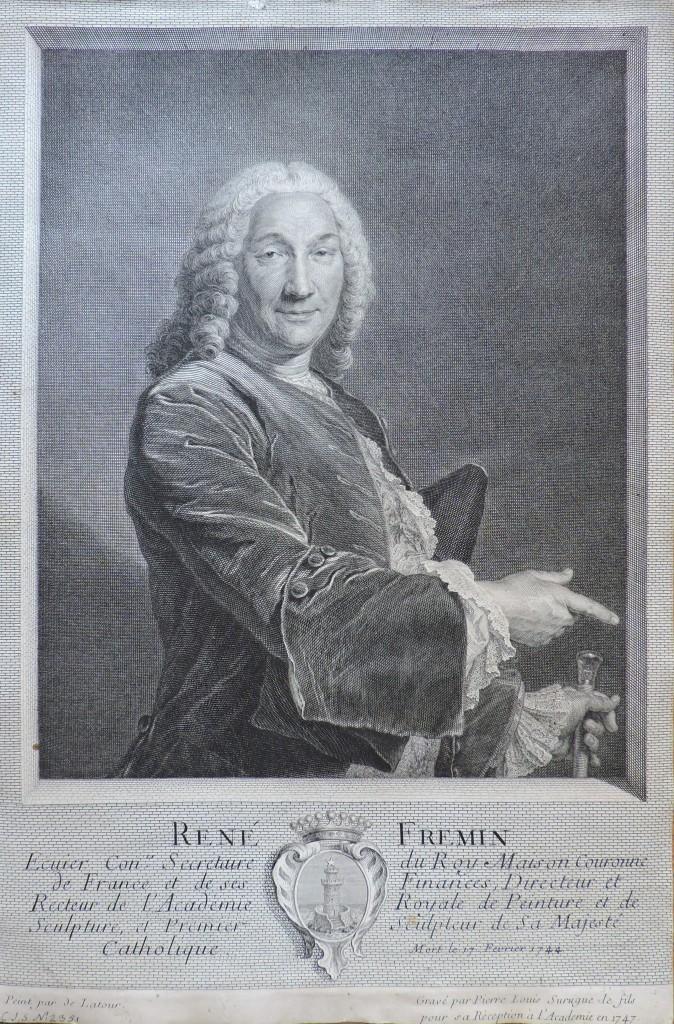 René Frémin