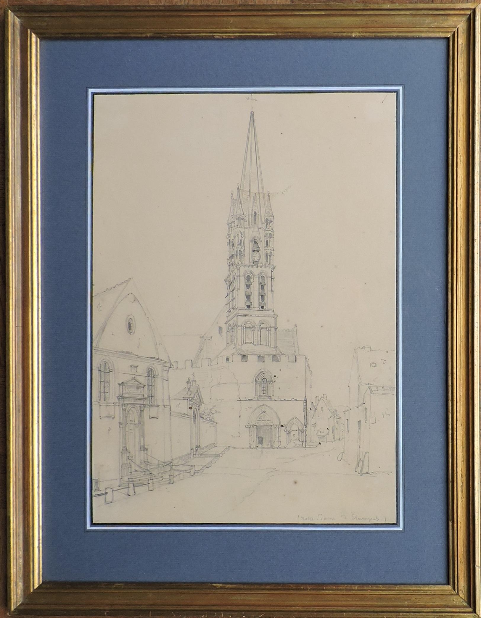Etampes – Eglise Notre-Dame