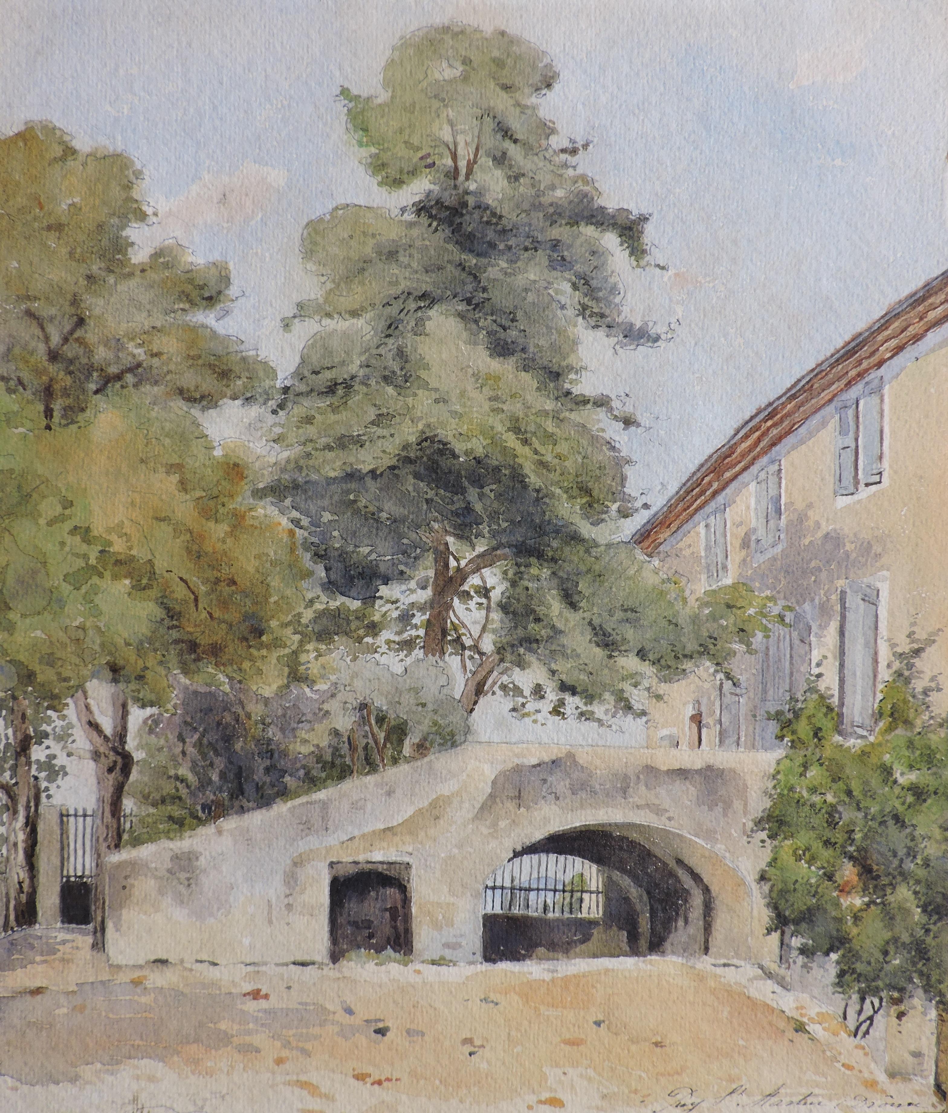 Puy-Saint-Martin – Paul-Emile Lecomte