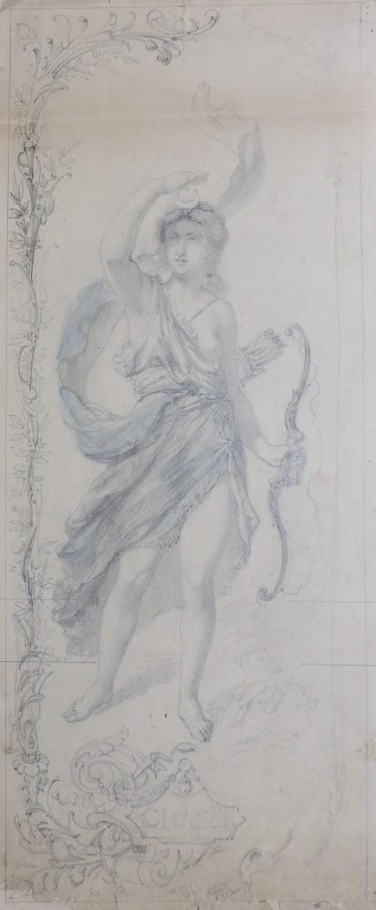 La Chasse – Rudolf Pfnor