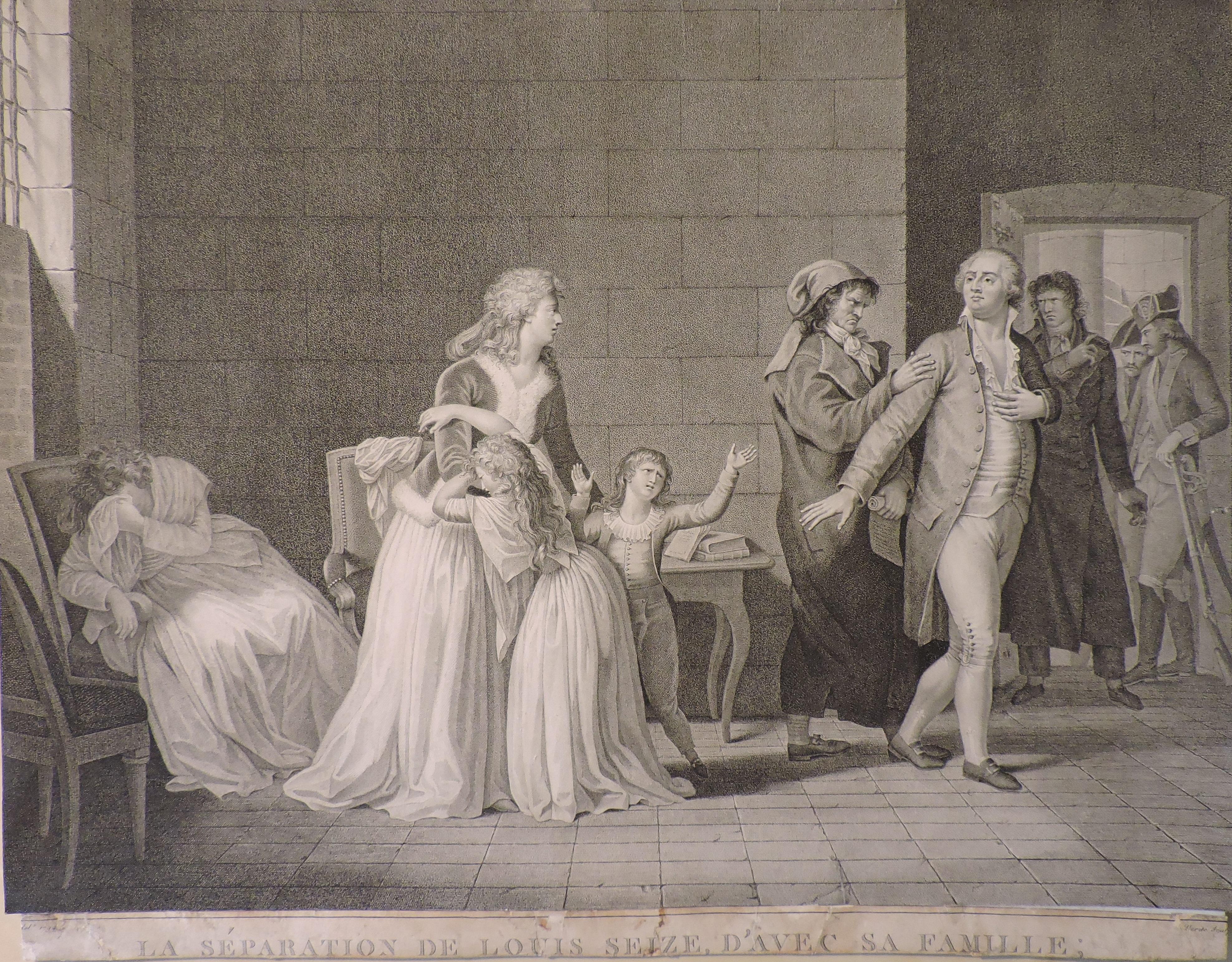 Adieux de Louis XVI