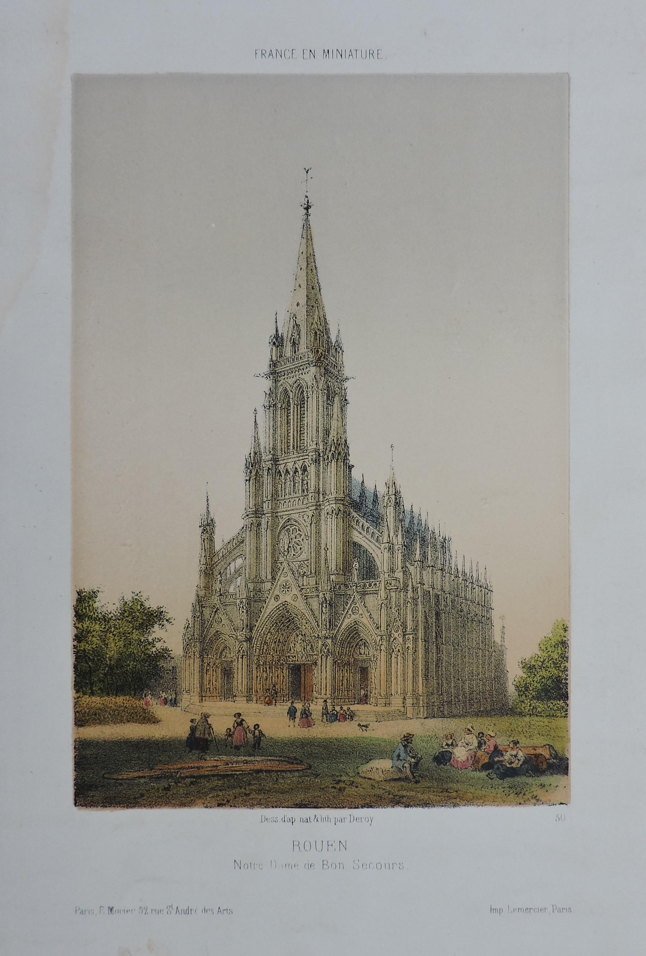 Bonsecours – Basilique Notre-Dame