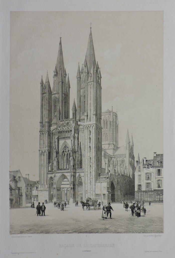 Coutances – Cathédrale Notre-Dame