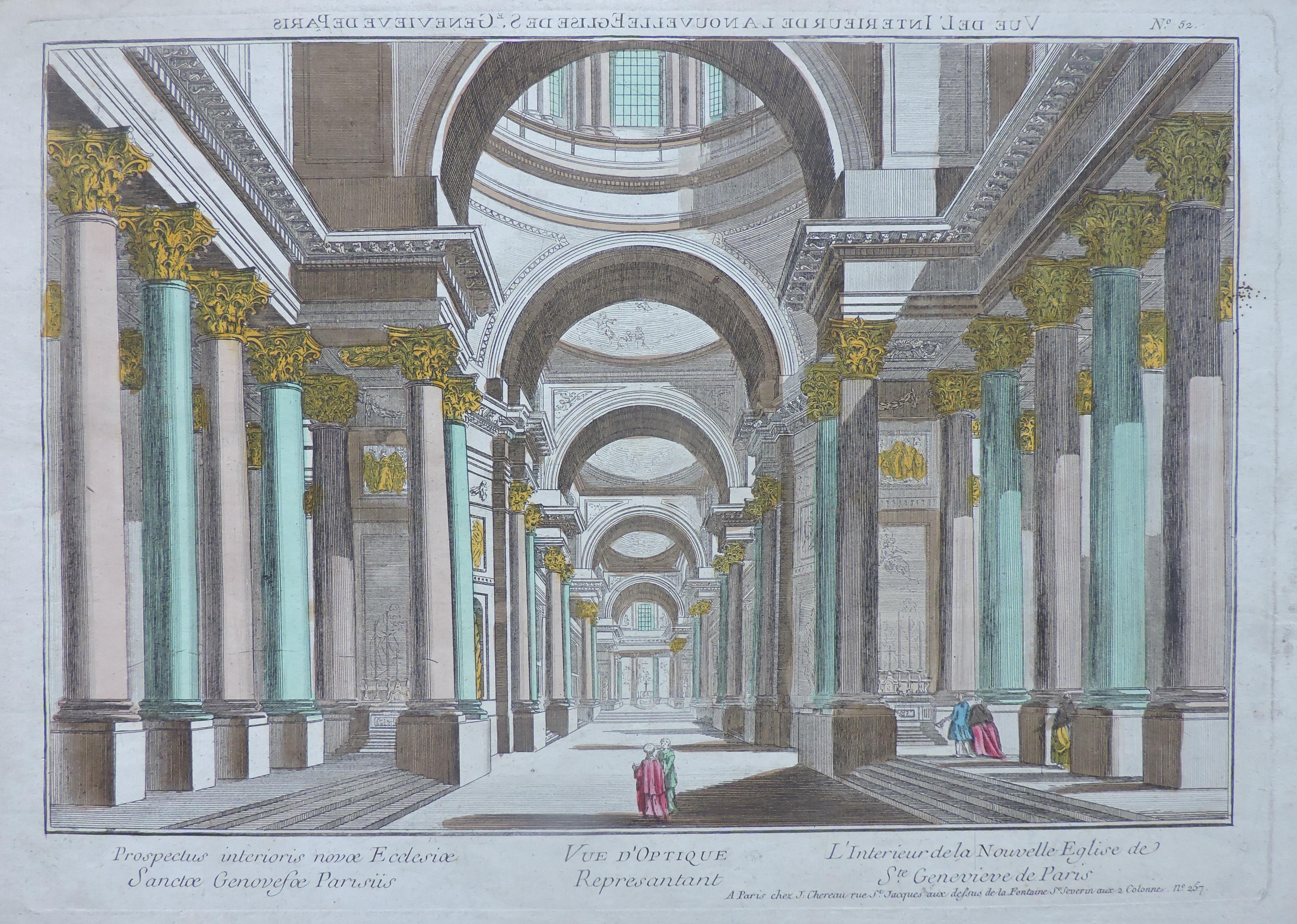 Paris – Eglise Sainte-Geneviève