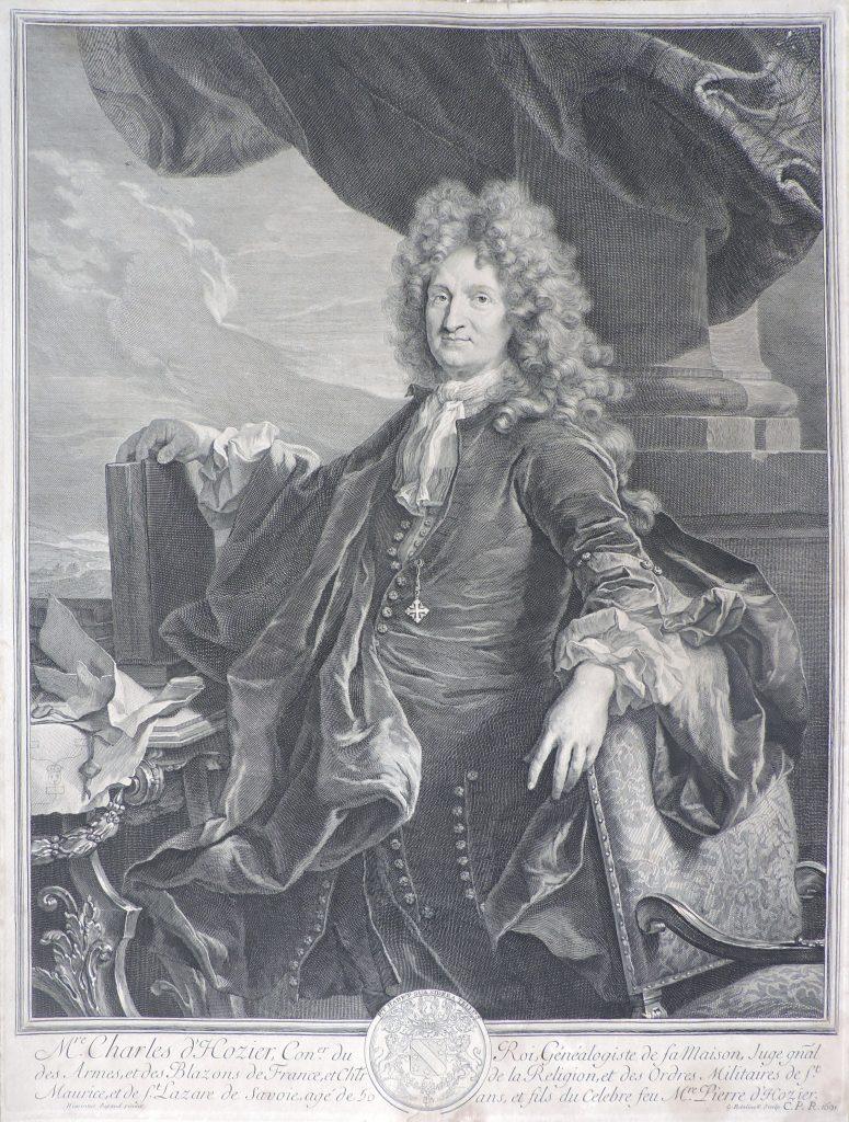 Charles d'Hozier