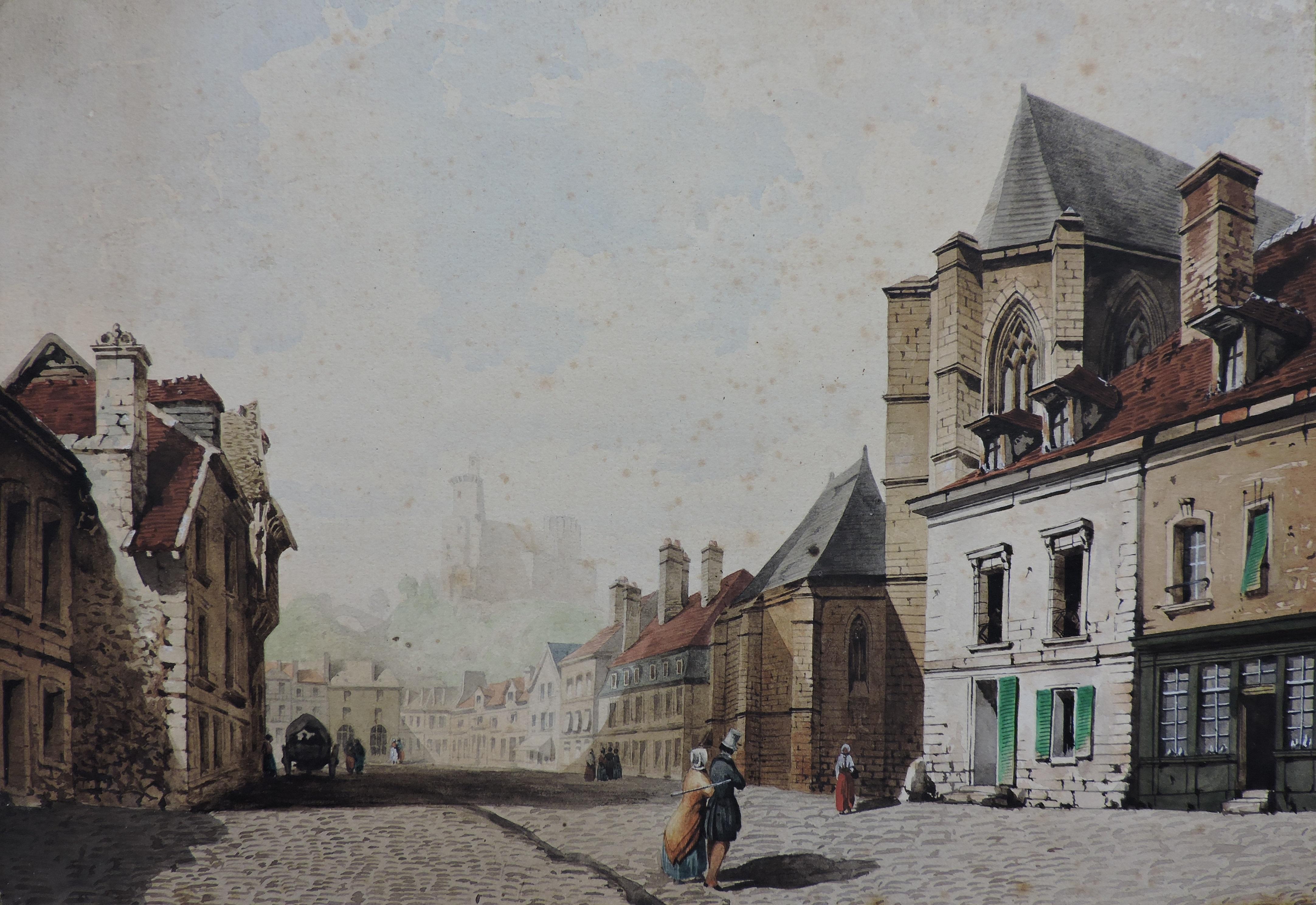 Les Andelys – Château-Gaillard