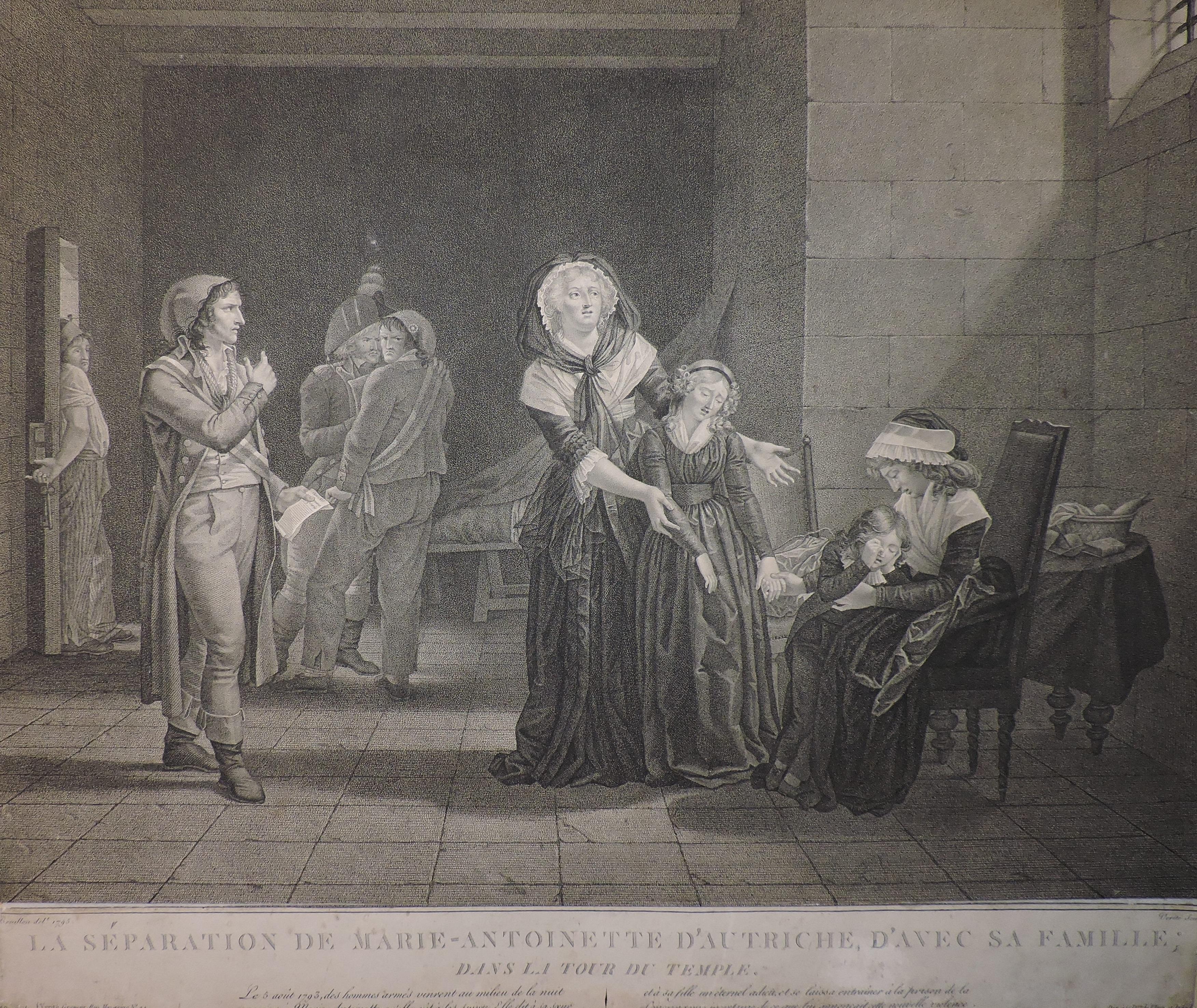 Adieux de Marie-Antoinette