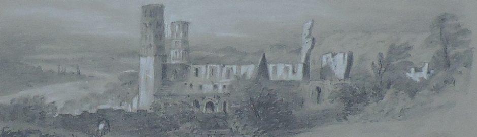 Jumièges-Abbaye Sait-Pierre-Normandie-Seine-Maritime