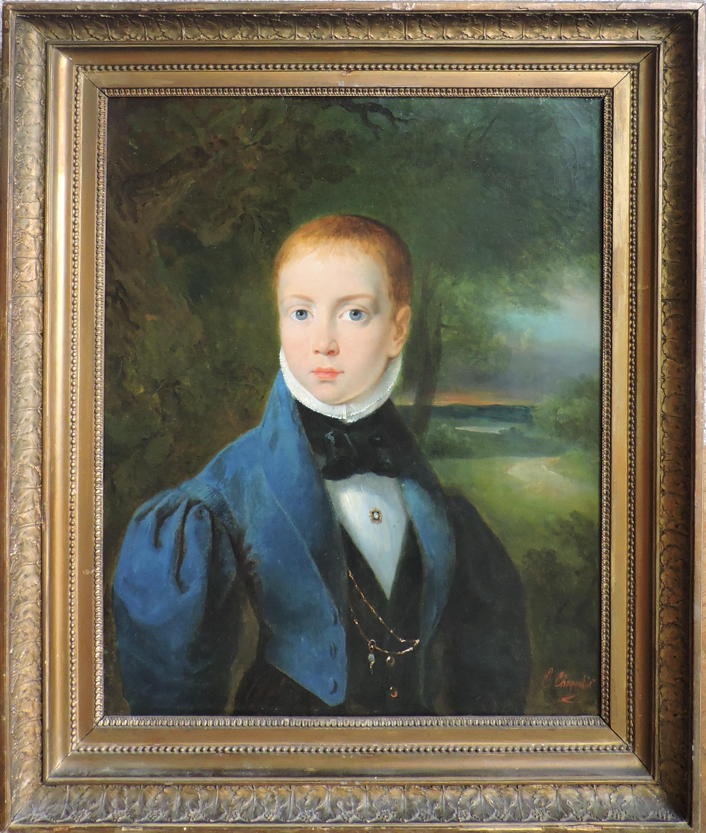 Duc de Bordeaux – Comte de Chambord