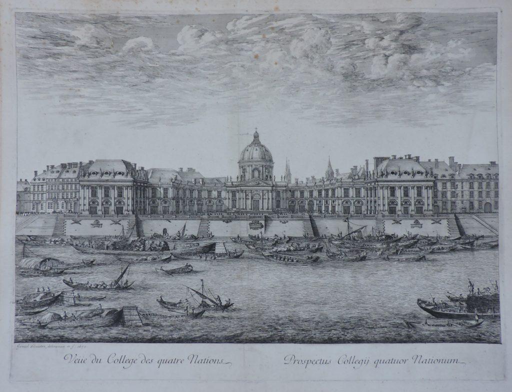 Paris – Collège des Quatre-Nations