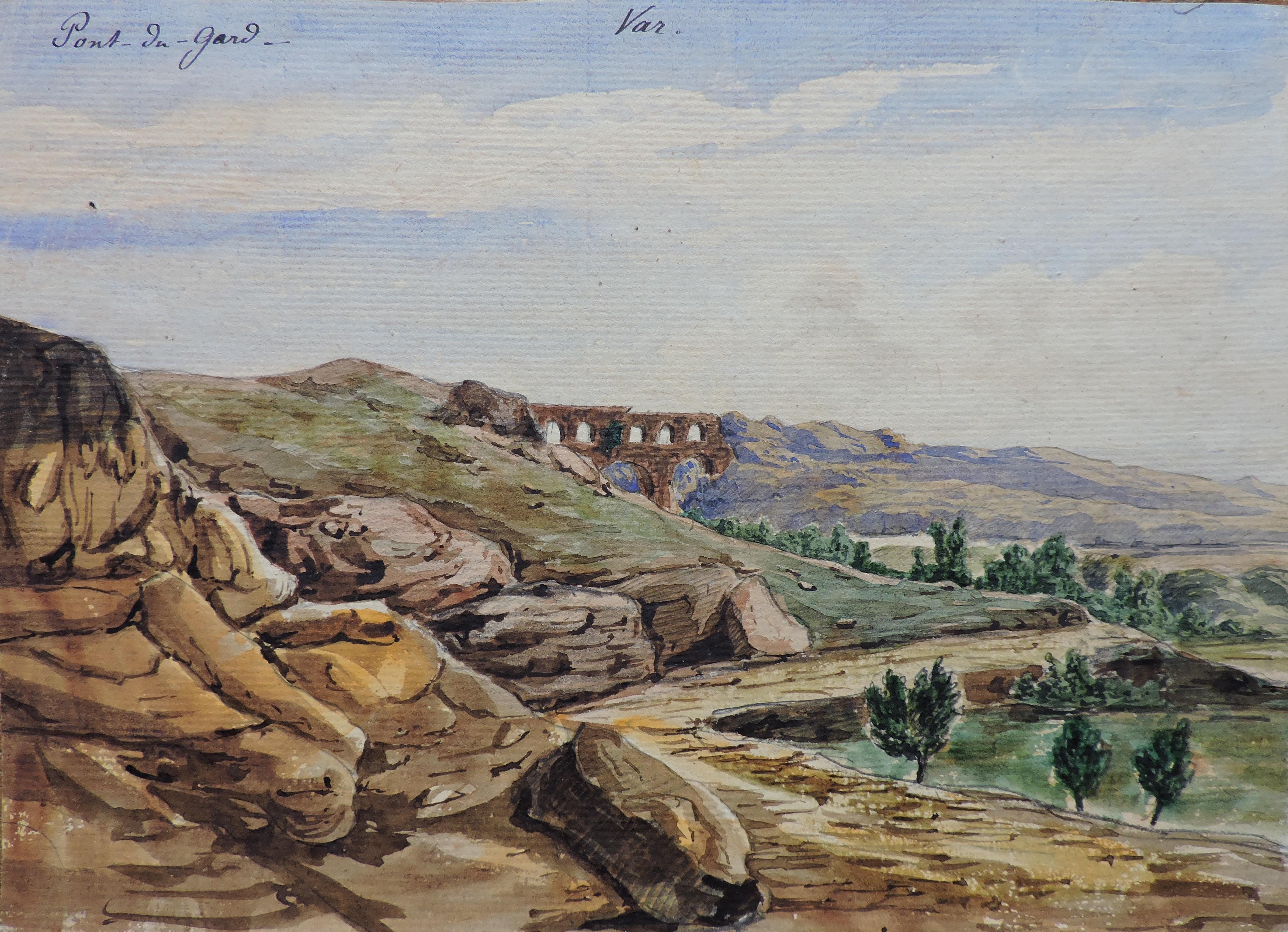 Vers-Pont du Gard