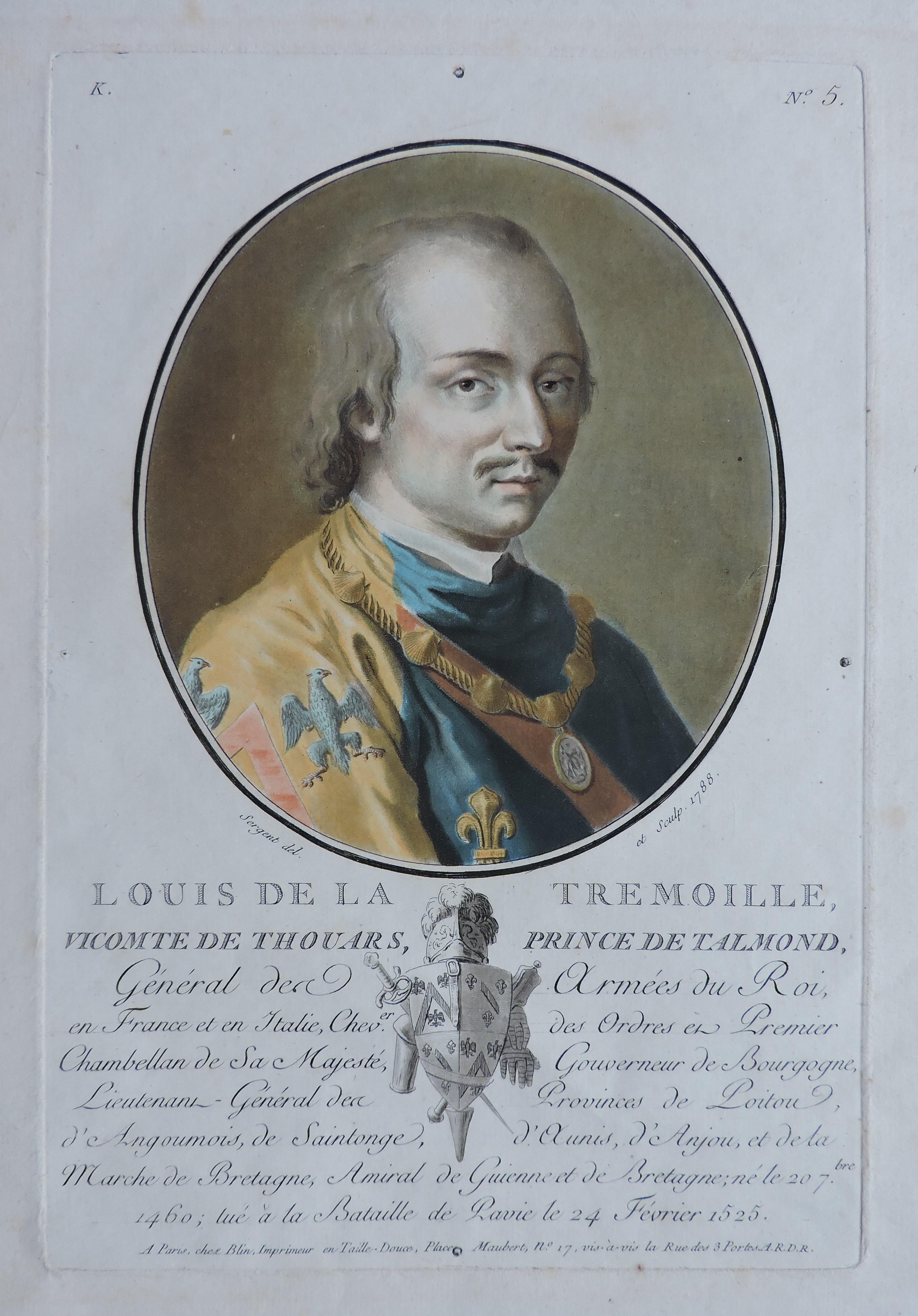 Louis de la Trémoille