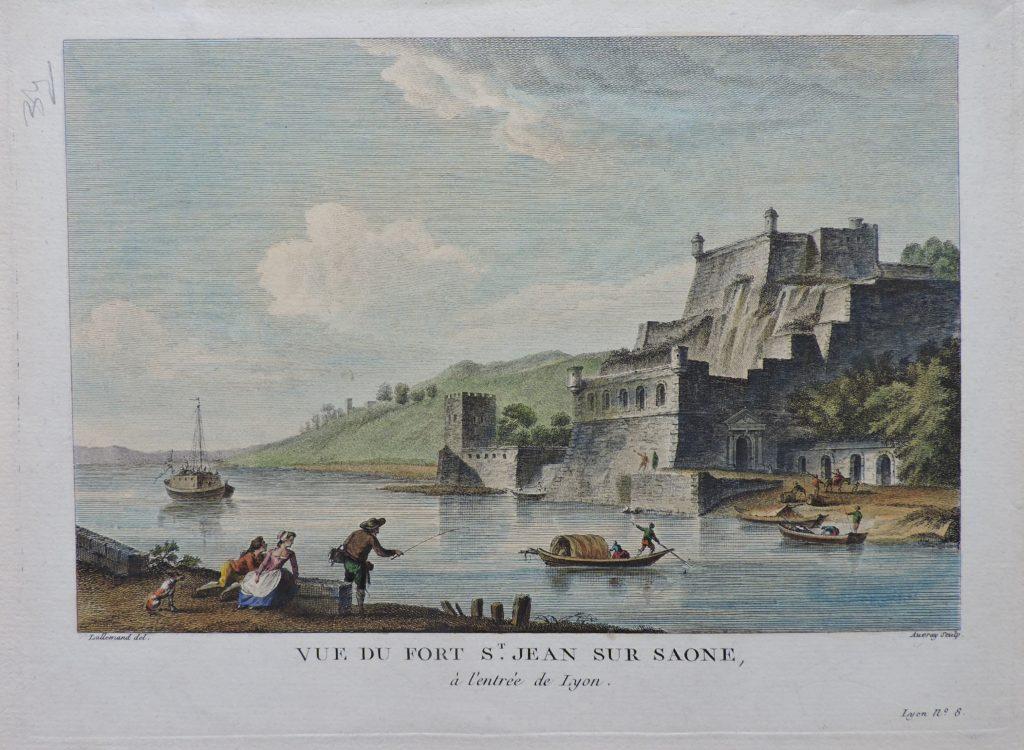 Lyon – Fort Saint-Jean