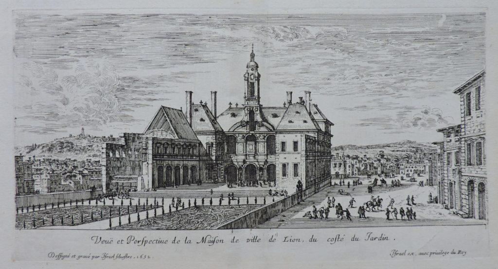 Lyon – Hôtel de ville