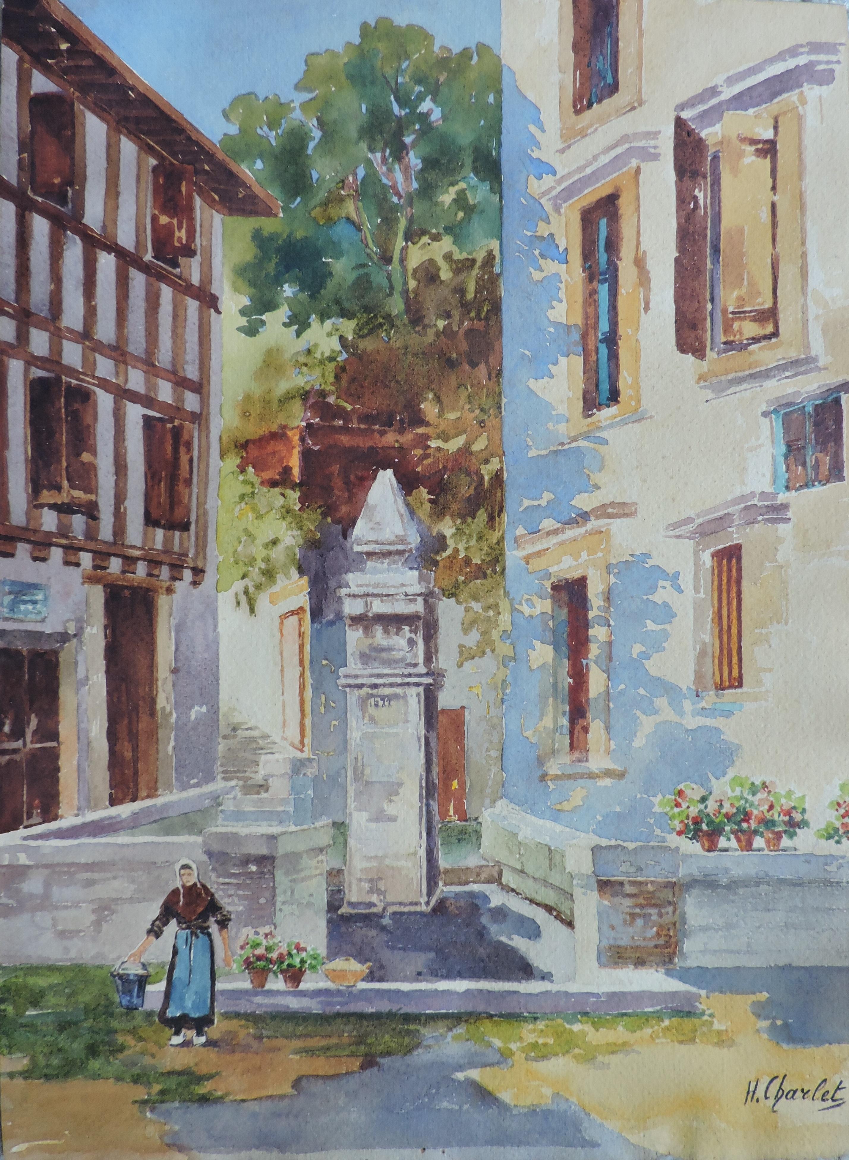 Ciboure – Pays basque