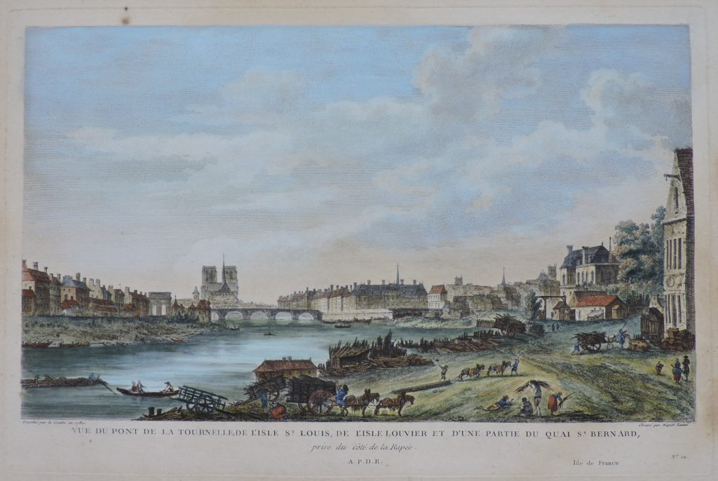 Paris – Île Saint-Louis