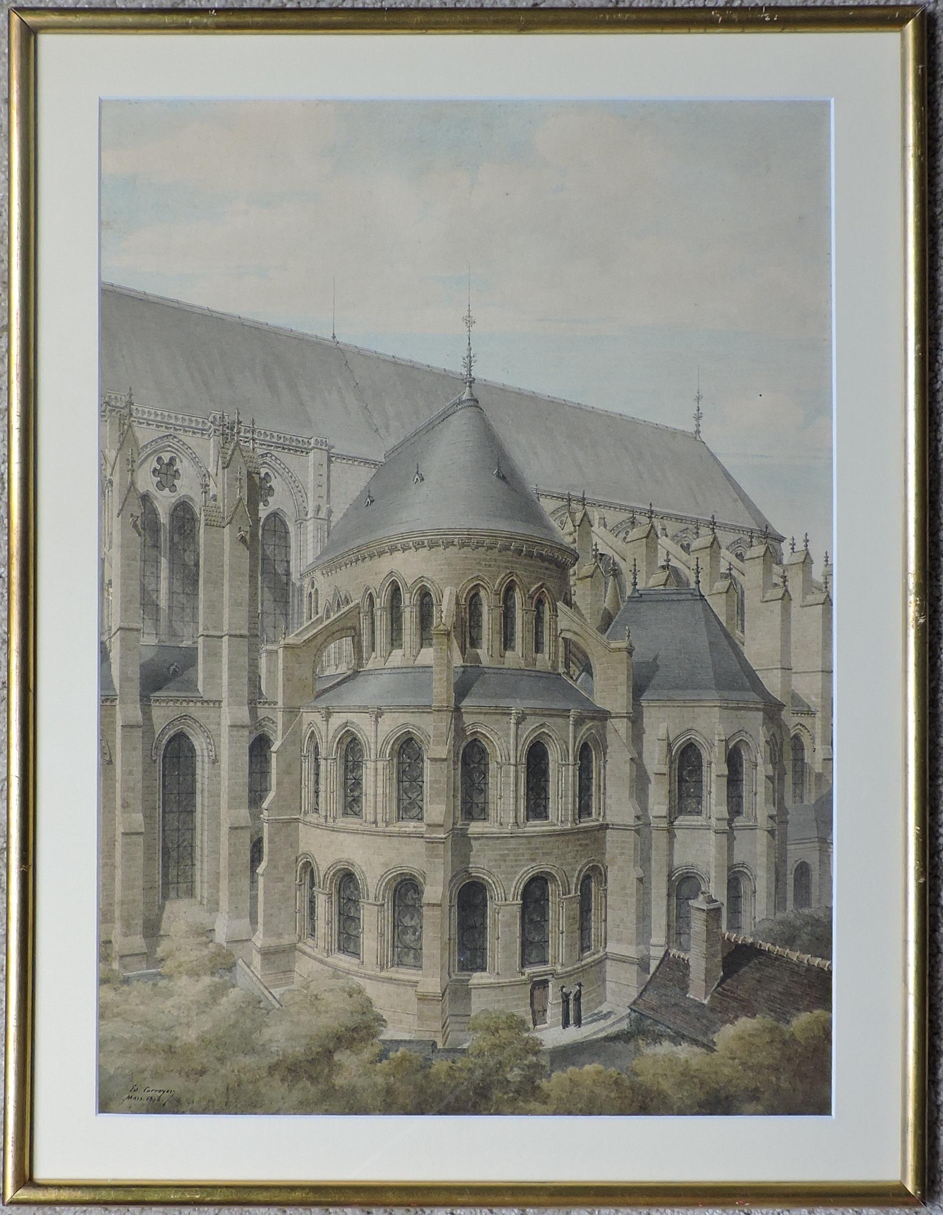 Soissons – Cathédrale Saint-Gervais-Saint-Protais