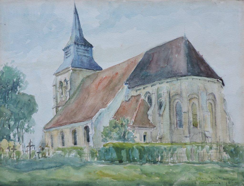 Thourotte – Eglise Notre-Dame