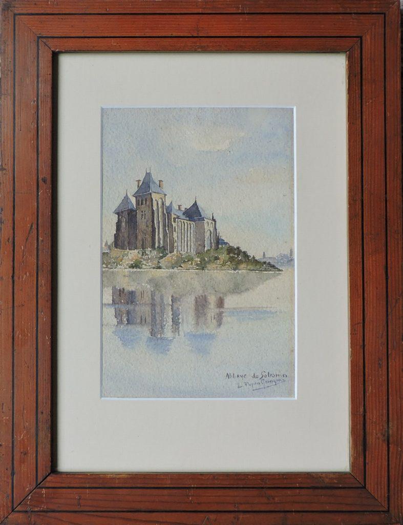 Solesmes – Abbaye Saint-Pierre