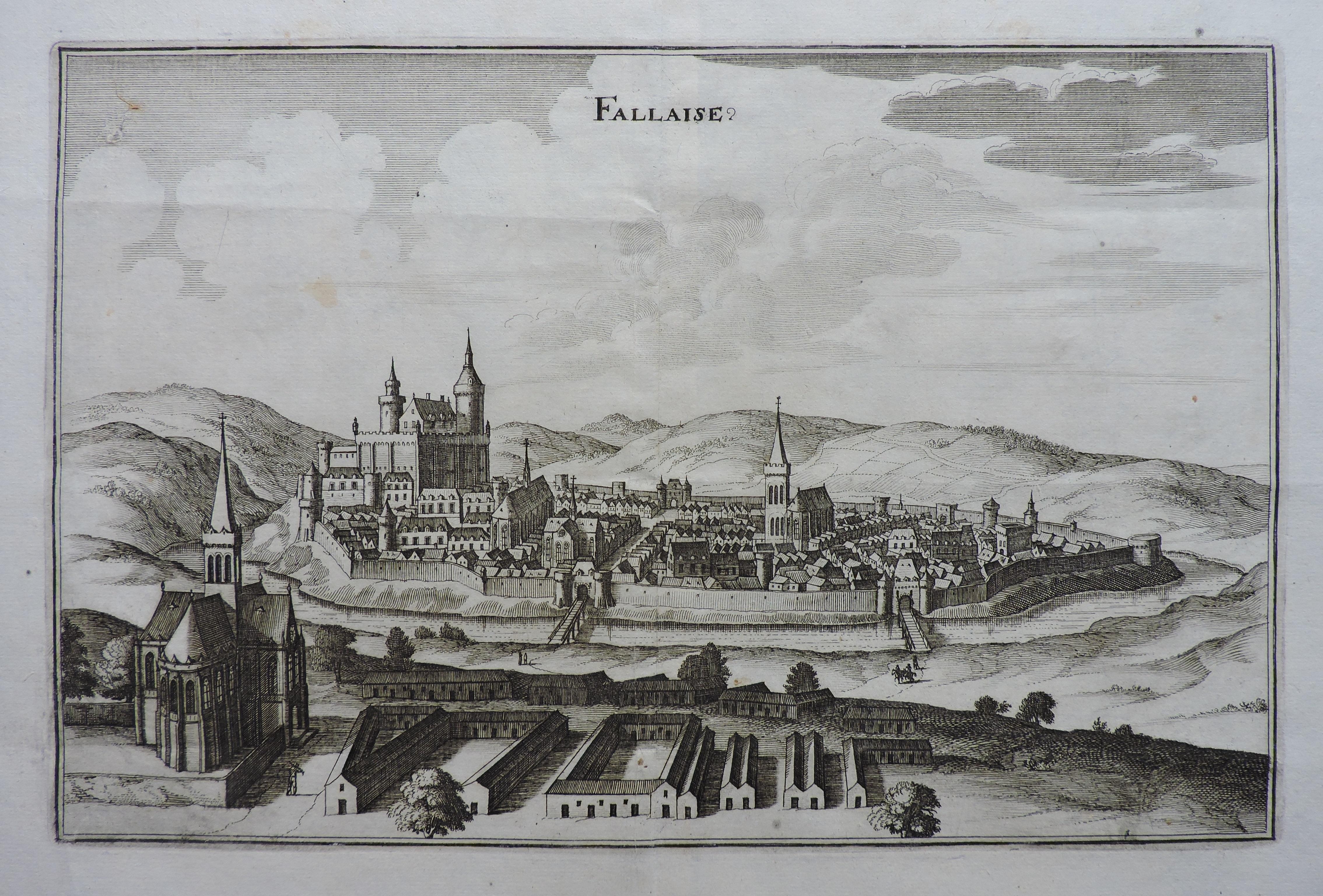 Falaise – Normandie