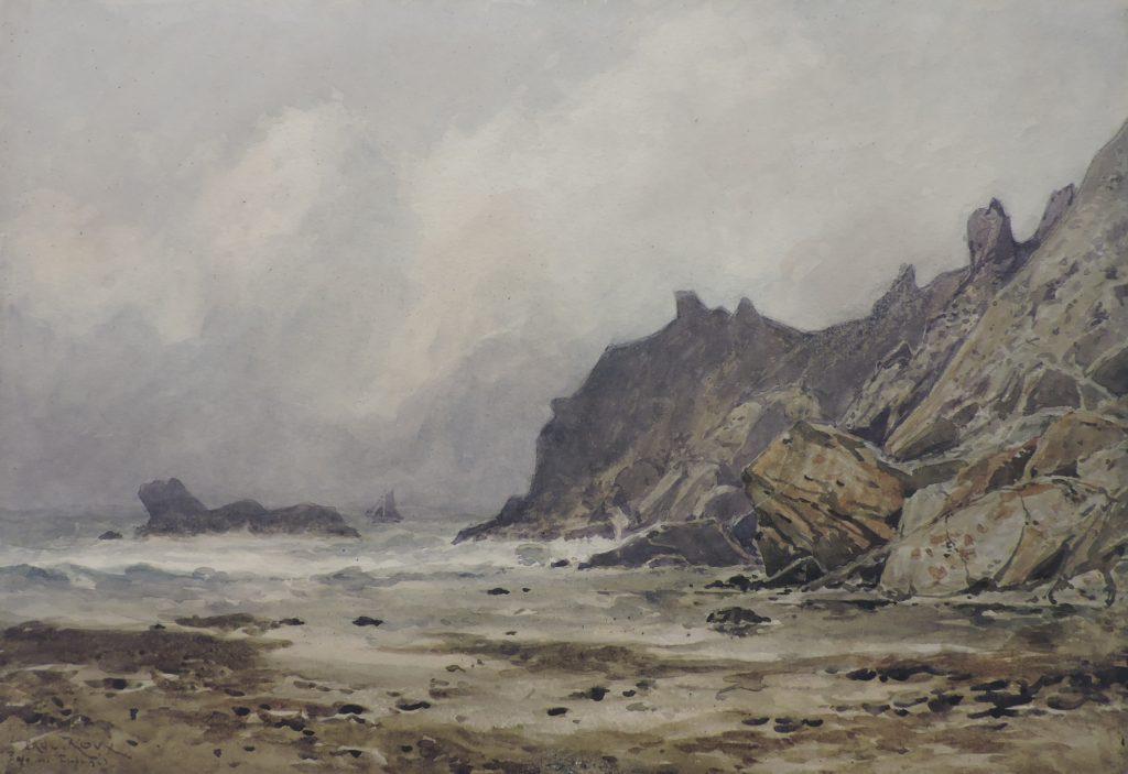 Baie des Trépassés – Finistère