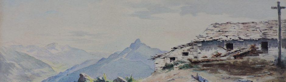 Chalet e haute montagne-Savoie-Pyrénées-Alpes-Marie Trébuchet